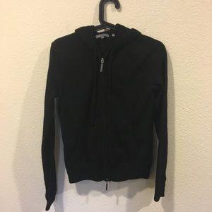 Vince Tops - Vince black cashmere hoodie